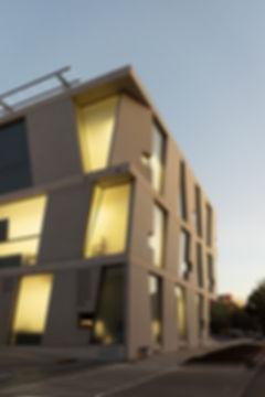 Glassell School of Art, Houston TX. Steven Holl Architects