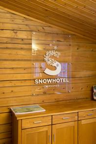 Kirkenes Snowhotel plexi