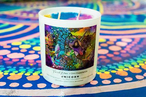 Unicorn Candle | Authenticity & Imagination