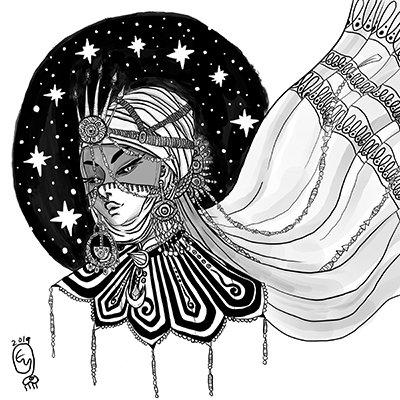 Ishtar's Eight Stars