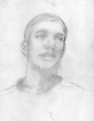 Student life drawing