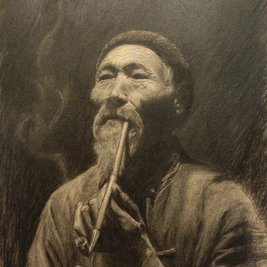 """""""Smoke and shadows"""""""