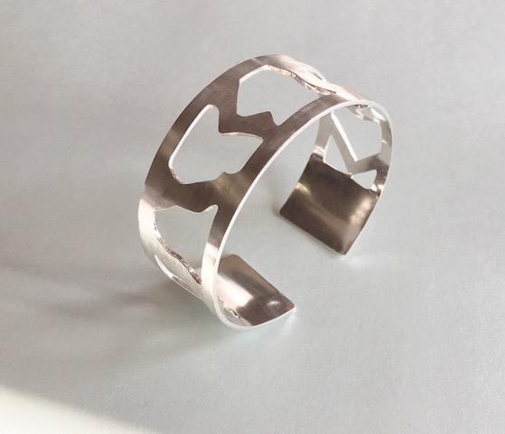 DB-Lattice bracelet
