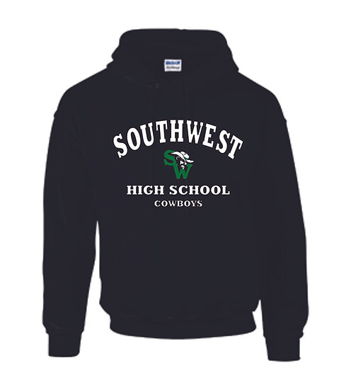 Hoodie - Arched Southwest