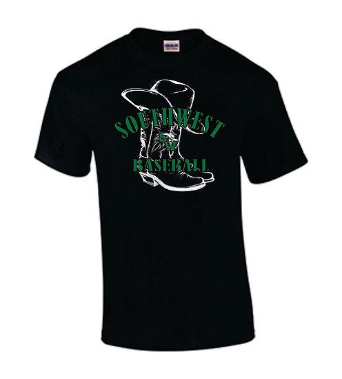 Boot Baseball T-Shirt