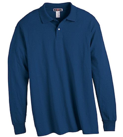 K-5 Only - Uniform Polo Shirt - Long Sleeve