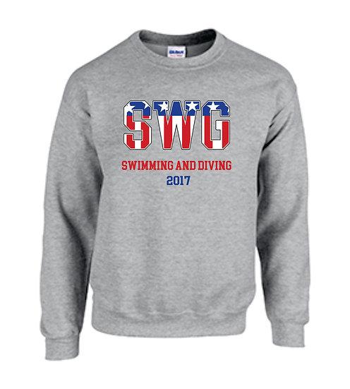 Sport Gray Sweatshirt