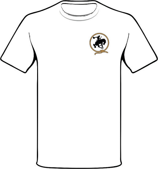 SWMS Lasso shirt - white