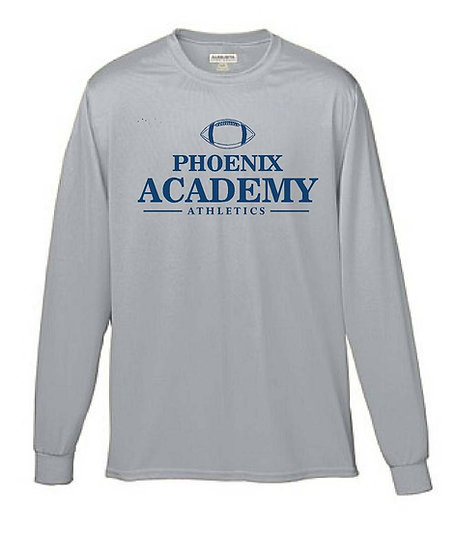 Long Sleeve Dry Fit Football Shirt
