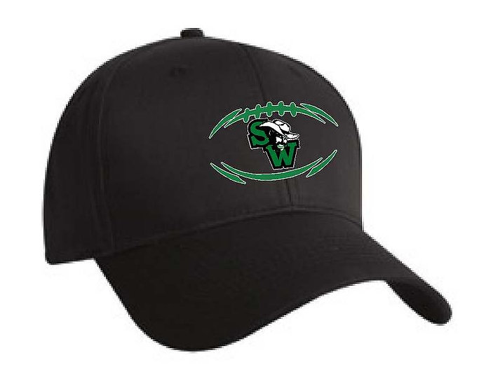 Football ball cap