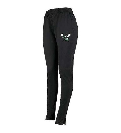Ladies tapered leg pants