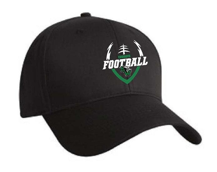Football ball cap 2