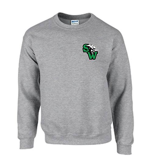 Gildan Sweatshirt with SW Logo