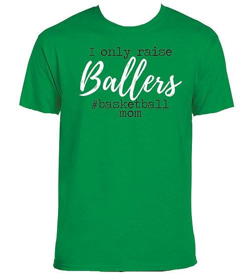 Ballers Basketball - T-Shirt