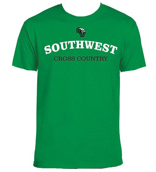 Short Sleeve Kelly Green XC Dry FitT-Shirt
