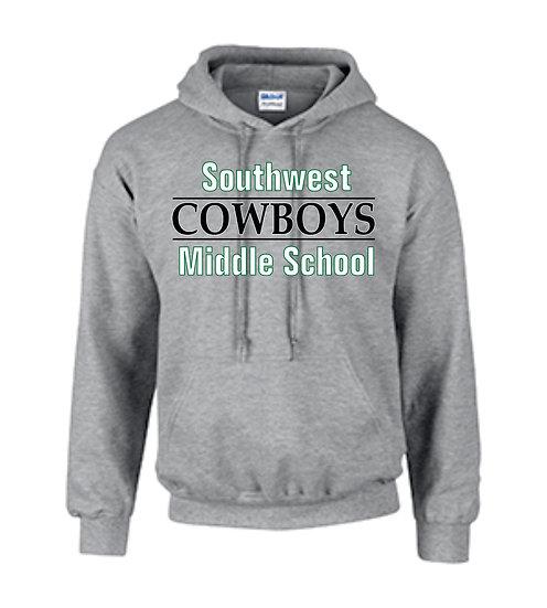 Hoodie - Cowboy