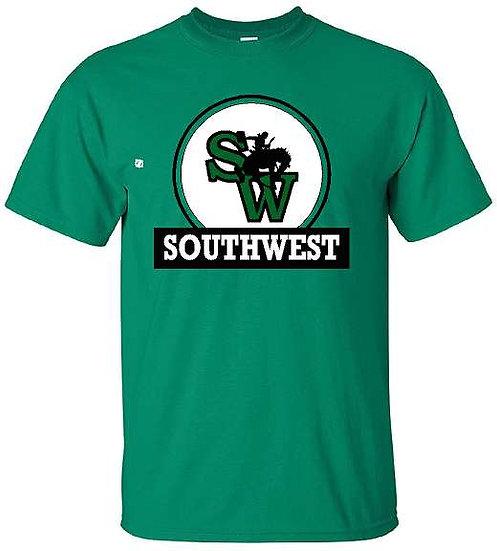 SW Round logo t-shirt