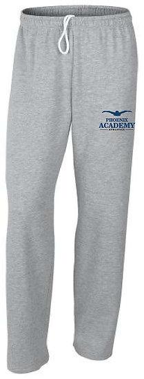 Open Leg Swim Logo Sweatpants