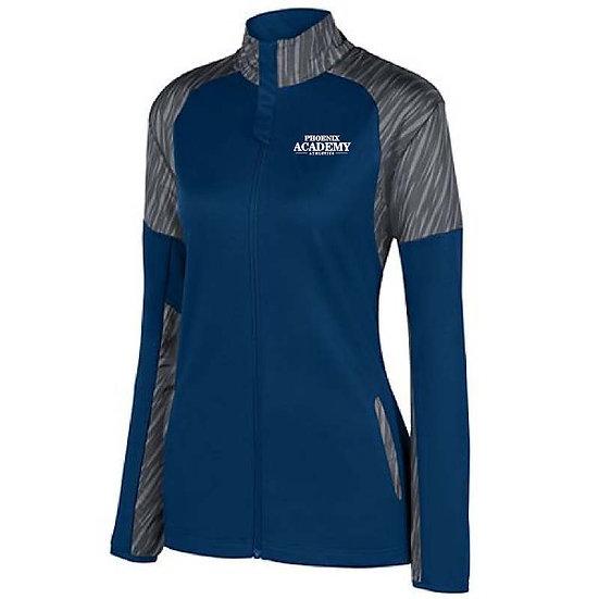 Womens Athletics Jogging / Warm up Jacket
