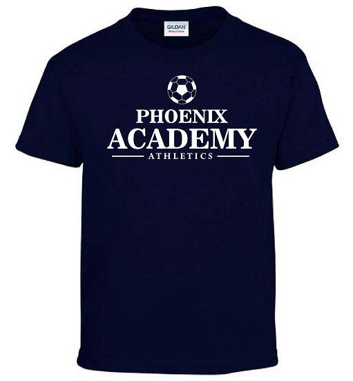 Navy Soccer Shirt