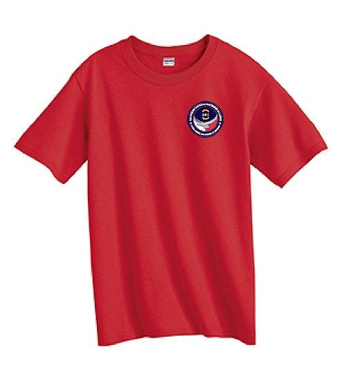 50/50 Blend T-Shirt NCLA Seal
