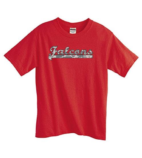 Blend T-Shirt - Cammo Falcon