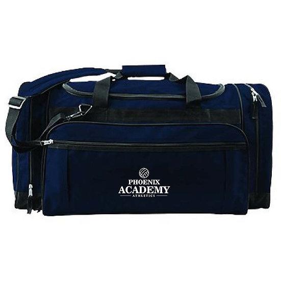 Liberty Duffel Bag - all  sports, optional personalization below logo