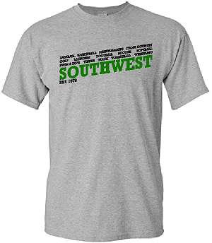 Southwest Booster Shirt - Short Sleeve