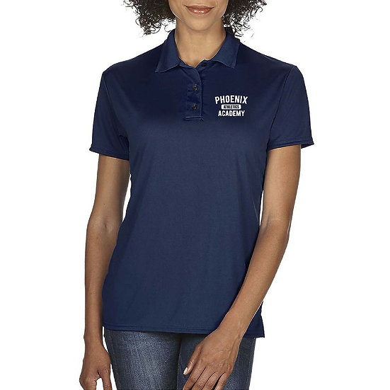 Women's Polo - Athletics - Embroidered