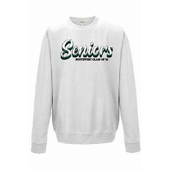 2021 Senior Layer Design Sweatshirt