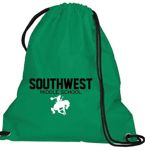 SOUTHWEST Sling Bag - Kelly Green