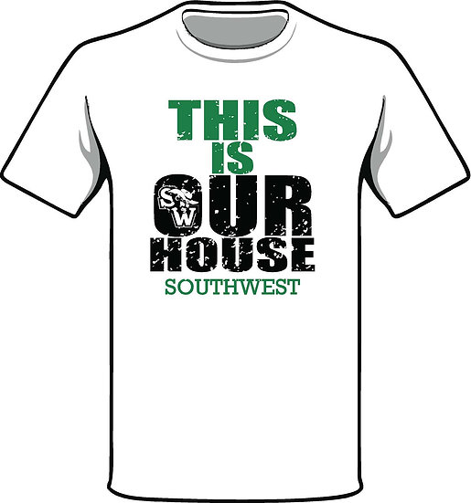 This Is Our House - Standard Cotton T Shirt
