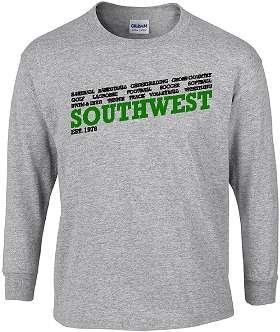 Southwest Booster Shirt - Long Sleeve