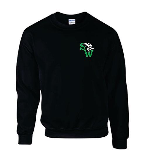 Sweatshirt with SW Logo