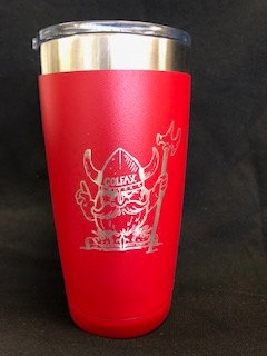 Colfax Engraved Tumbler