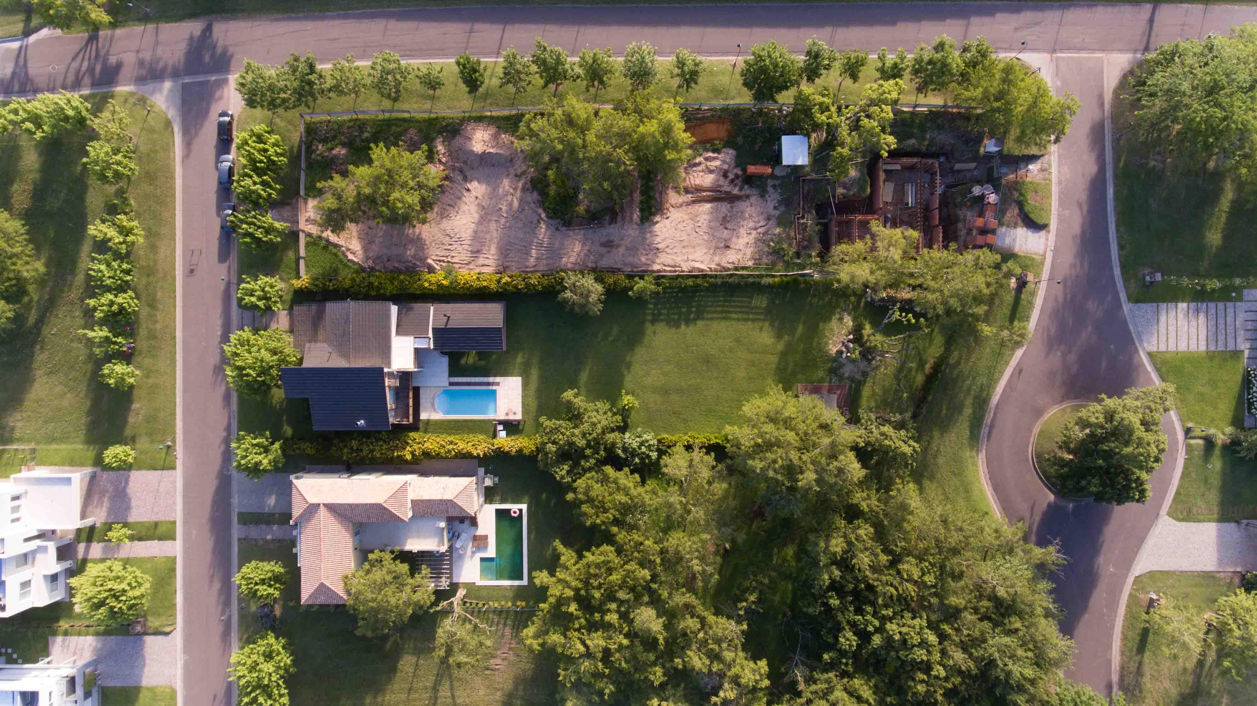Videos con Drone para inmobiliarias,