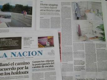 Prensa - Diario La Nación HOME STAGING 3R