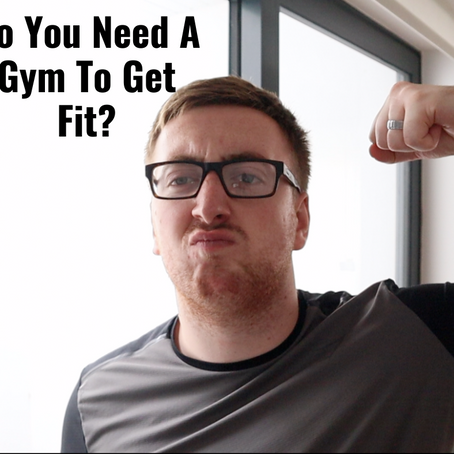 Do You Need A Gym To Get Fit?