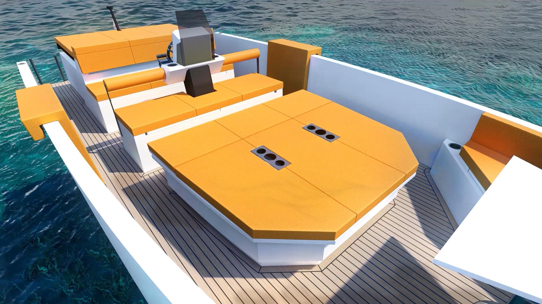 De Antonio Yachts_D28 Deck_Render_04