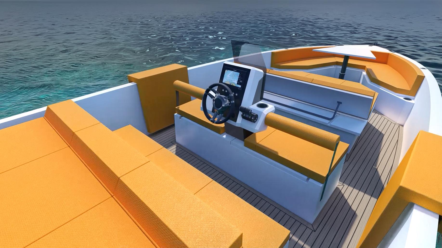 De Antonio Yachts_D28 Deck_render_09