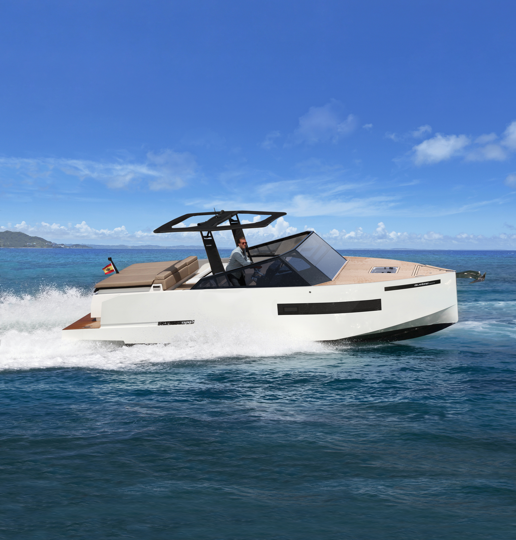 De Antonio Yachts_D28 Cruiser_1