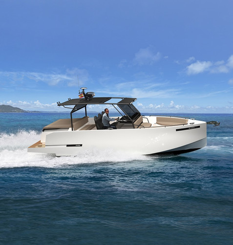 De Antonio Yachts_D28 Xplorer_Render_00.