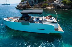 De Antonio Yachts_D28 Open_Bimini_06
