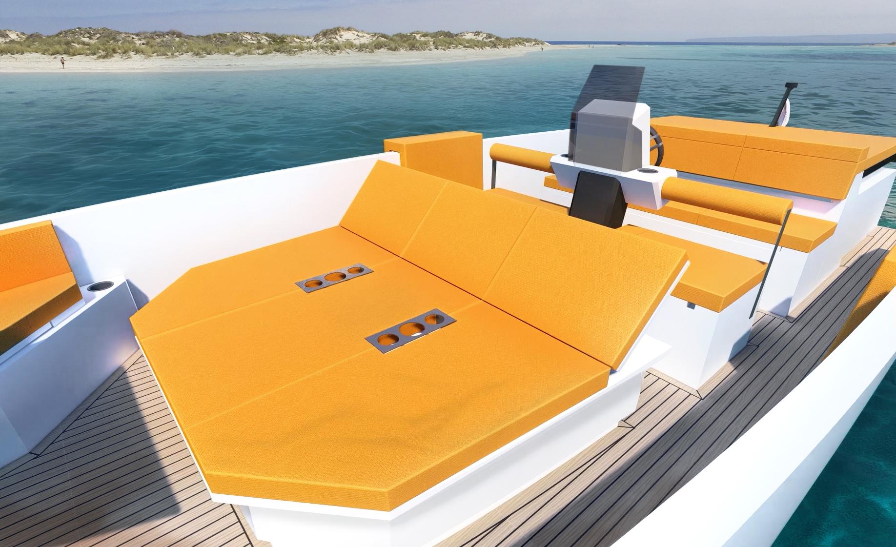 De Antonio Yachts_D28 Deck_Render_05