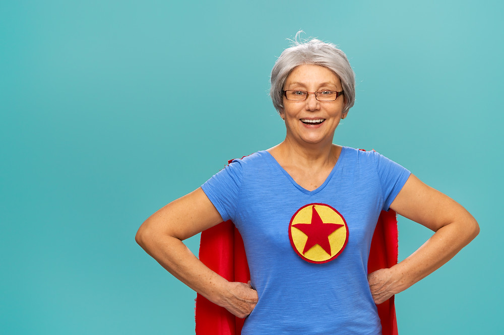 Caregiver Superhero
