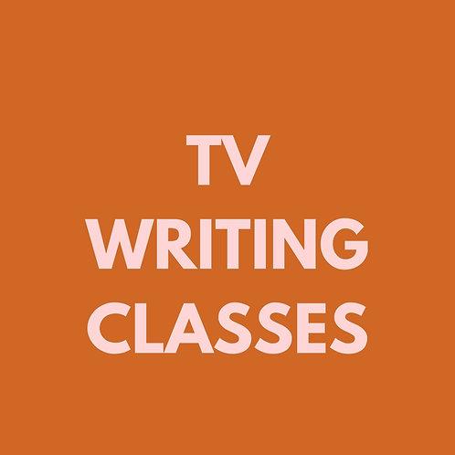 TV Tuesday Writing Class - June 2, 2020