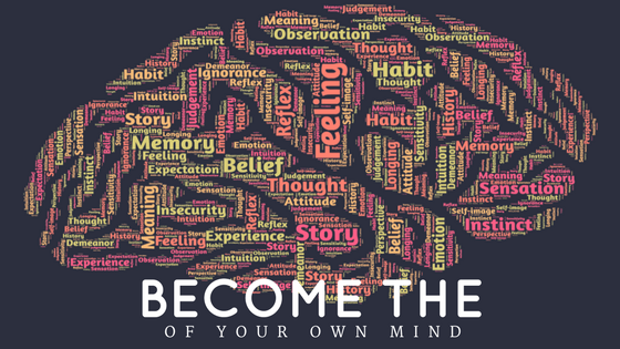 Become The CEO Of Your Own Mind Podcast