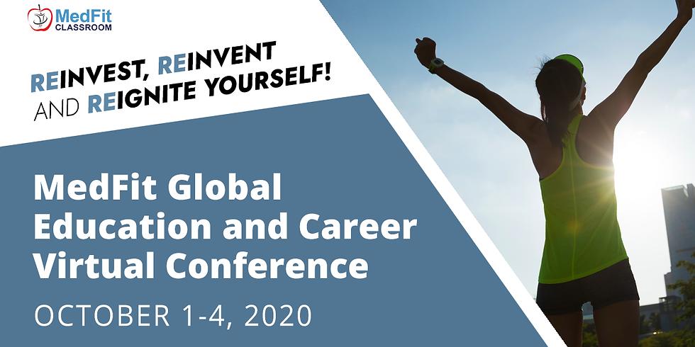 MedFit Virtual Global Conference