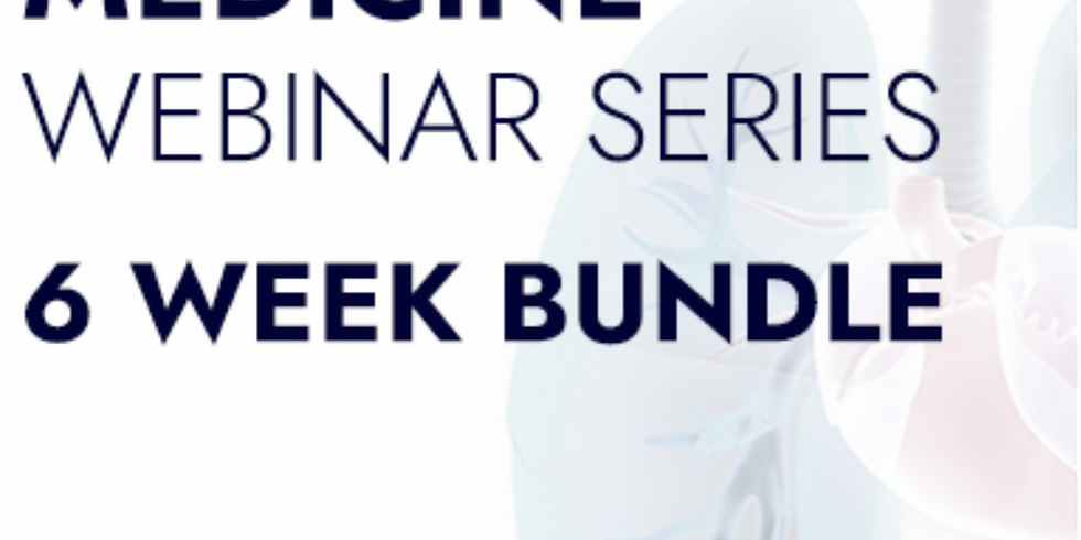 Breath AS Medicine Webinar Series For Active & Aging Adults @ MedFit Classrom