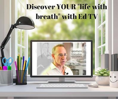 Ed Harrold Breathing Exercises